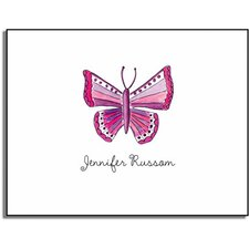 Stationery Collection Mariposa Folded Notes