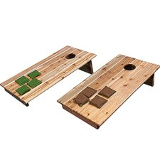 Bean Bag Toss Game Board Set
