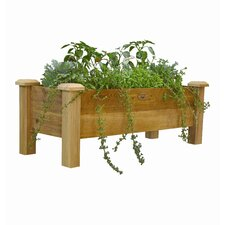 <strong>Gronomics</strong> Rustic Planter Box