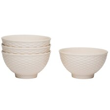 "5.5"" Fruit Bowls (Set of 4)"