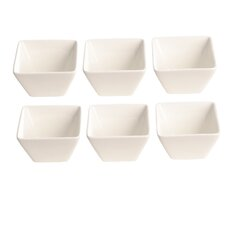 "Vanilla Trends 3.25"" 4 oz. Bowl (Set of 6)"