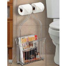 Free Standing Toilet Butler Tissue Dispenser