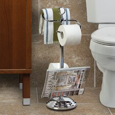 Free Standing Toilet Valet