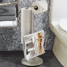 Free Standing The Toilet Caddy