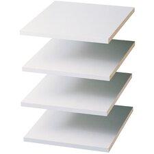 Closet Organizers Shelves (Set of 4)