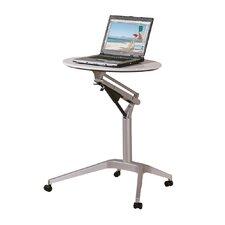 """Laptop-Tisch höhenverstellbar """"Pilo"""" mit 4 Rollen"""