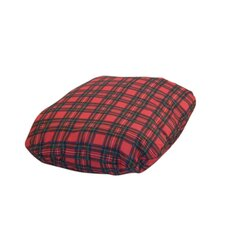Royal Stewart Tartan Dog Fibre Bed Cover