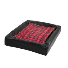 <strong>Danish Design</strong> Royal Stewart Tartan Pet Lounger Mattress