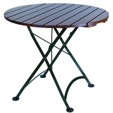 "<strong>Furniture Designhouse</strong> European Café 32"" Folding Table"