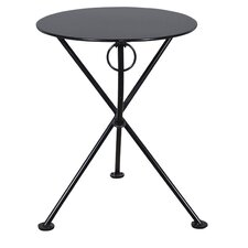French Bistro European Café Folding Bistro Table