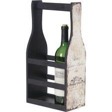 <strong>Wilco</strong> 2 Bottle Wine Holder