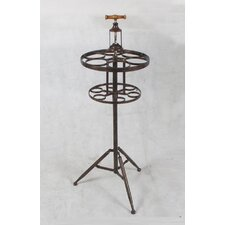 <strong>Wilco</strong> Corkscrew 6 Bottle Tabletop Wine Rack