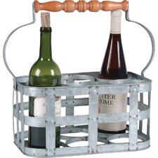 <strong>Wilco</strong> 6 Bottle Wine Caddy
