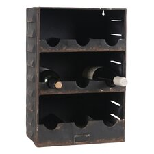 <strong>Wilco</strong> 9 Bottle Wine Cabinet