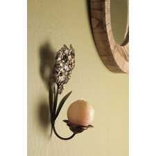 Flower Metal Sconce