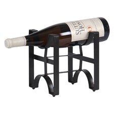 <strong>Wilco</strong> 1 Bottle Tabletop Wine Rack