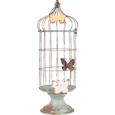 Butterfly Cage Lantern