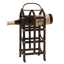 <strong>Wilco</strong> 3 Bottle Tabletop Wine Rack