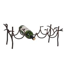 <strong>Wilco</strong> 4 Bottle Tabletop Wine Rack