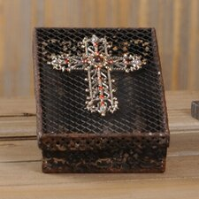 Metal Cross Box
