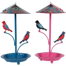 Bird Metal Decor (Set of 2)