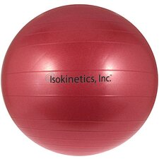 <strong>Isokinetics</strong> Anti-Burst Exercise Ball