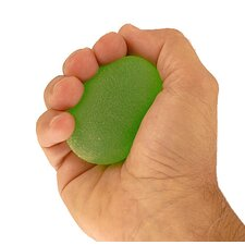 <strong>Isokinetics</strong> Hand Exercise Egg Shaped Squeeze Ball