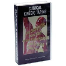 <strong>Isokinetics</strong> Clinical Kinesio Taping Video DVD