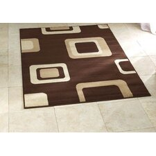 Diamond Brown Budget Rug
