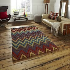 Aztec Multi Tufted Rug