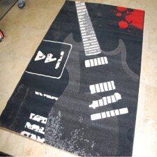 Capri Guitar Rug