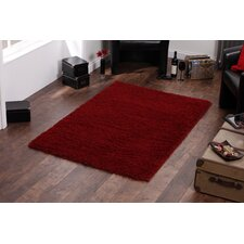 Vista Red Turkey Rug