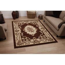Marakesh Brown/Beige Rug