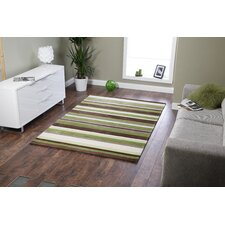 Hong Kong Green Tufted Rug