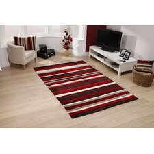 Hong Kong Multi Tufted Strip Rug