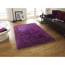 Sable 2 Purple Tufted Rug
