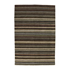 Oxford Multi Loom Knotted Strip Rug