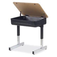 "873 Series Wood 22"" Student Desk"