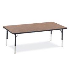 "4000 Series 60"" x 30"" Rectangular Classroom Table"