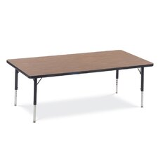 "4000 Series Activity Table with Short Legs (30"" x 60"")"