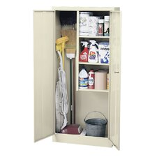 "30"" Janitor/Supply Cabinet"