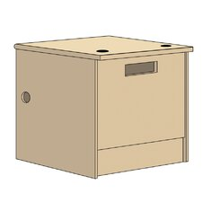 "Book Drop Return Unit (39"" x 36"")"