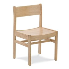 "18"" Wood Classroom Library Chair"