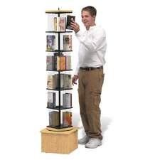 Book Display Rotor Stand