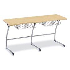 "Zuma Laminate 29"" 2-Student Desk"