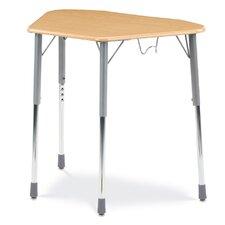 "Zuma Plastic 34"" Student Desk"