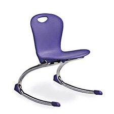 """Zuma 12.75"""" Metal Classroom Rocker Chair"""