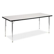 "<strong>Virco</strong> 4000 Series Activity Table with 30"" x 60"" Top"