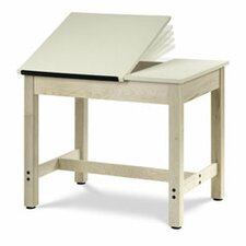 <strong>Virco</strong> Laminate Drafting Table