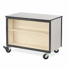 2300 Series Mobile Cabinet with Adjustable Shelf